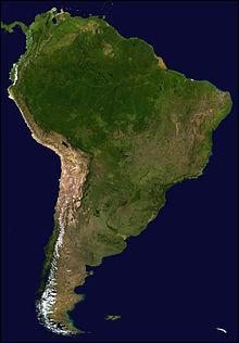 Le continuent sur cette photo est l'Afrique.