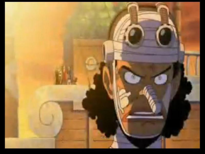 Avant de rejoindre Luffy, qui Usopp attendait ? (Pipo)