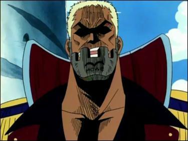 Comment Luffy a-t-il rendu furieux Morgan ?