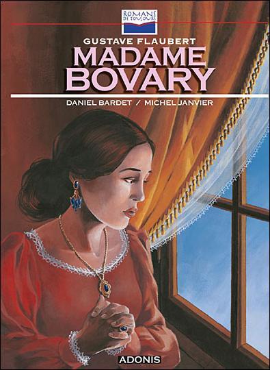 Quel est le prénom de  Madame Bovary , roman du même nom de Gustave Flaubert ?