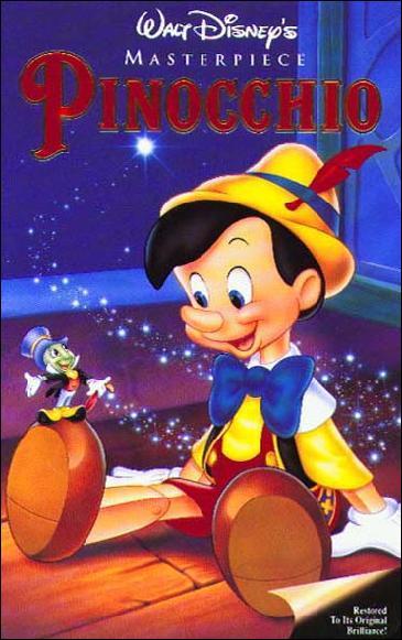 Dans  Pinocchio , comment s'appelle le poisson rouge de Gepeto ?