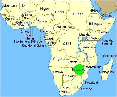 Par quel pays fut colonisé le Zimbabwe ?