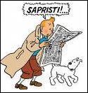 Dans quelle aventure Tintin rencontre-t-il le capitaine Haddock ?