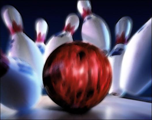 Au bowling, quel est le score maximum que l'on peut faire (si l'on fait douze strikes consécutifs) ?
