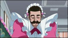 Qui est ce moustachu travesti ?