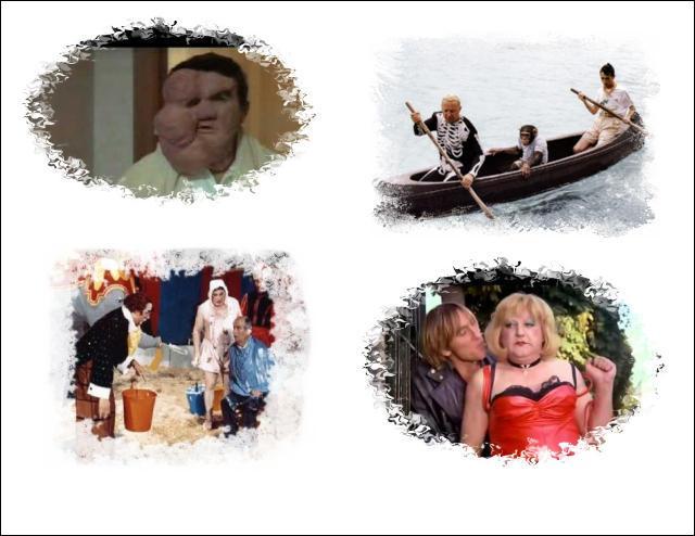 Quel acteur apparaît dans chacun des films illustrés ?