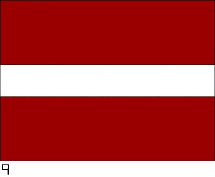 La capitale de la Lettonie est...