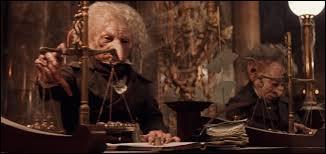 Quel est le numéro du coffre de chez Gringotts qui a été cambriolé ?