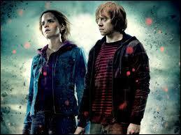 Comment s'appellent les enfants de Ron et Hermione ?