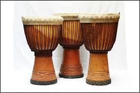 Quels sont ces instruments originaires d'Afrique ?