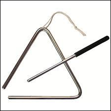 Voici un instrument au son assez strident et qui est en fer, comment s'appelle-t-il ?