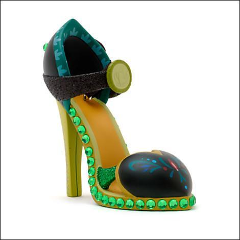 Ces chaussures appartiennent à :