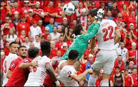 Lors du 11 juin 2016, l'Albanie joue contre la Suisse, qui gagne ?