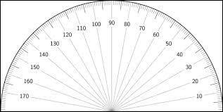 À l'aide de quel outil peut-on mesurer un angle ?