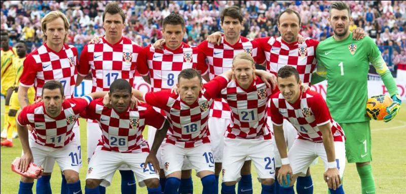 Quelle est l'équipe sur cette photo ?