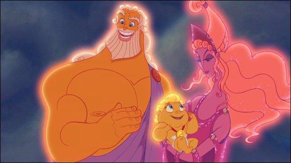 Qui sont les parents d'Hercule ?