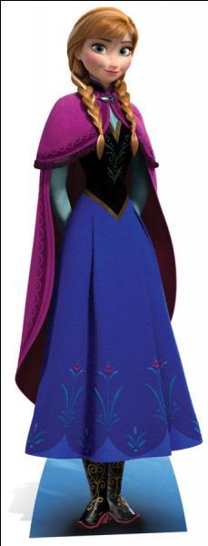 Qu'Anna promet-elle d'acheter à Kristoff lorsqu'ils auront retrouvé Elsa ?