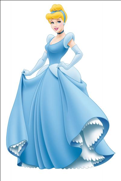 Que volent les souris aux demi-sœurs dans Cendrillon dans le but de lui confectionner une robe ?