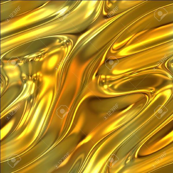 Quel est le point de fusion de l'or ?