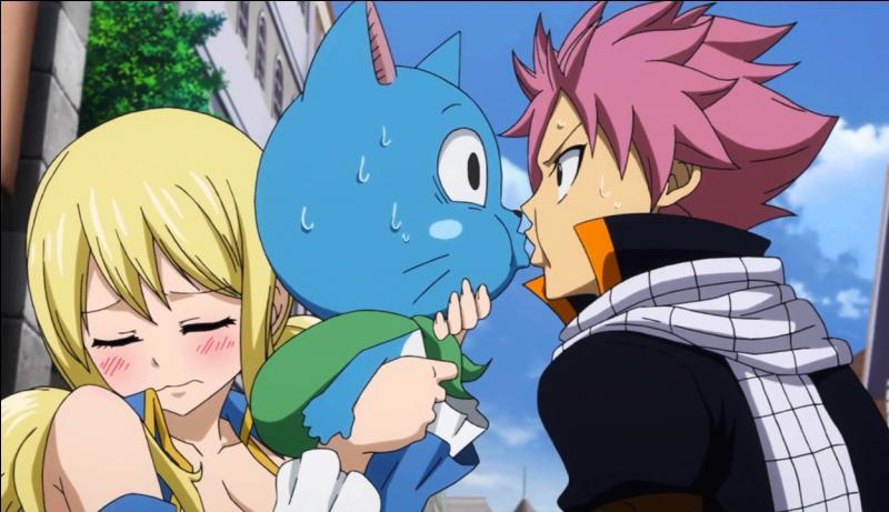 Dans quel épisode, Lucy et Natsu ont-ils failli s'embrasser ?