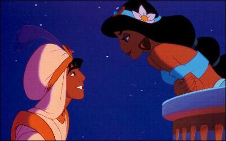 De qui jasmine est-elle amoureuse ?