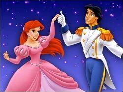 De qui Ariel est-elle amoureuse ?