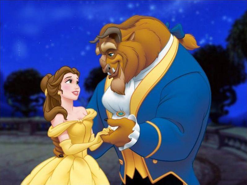 Les couples de Disney