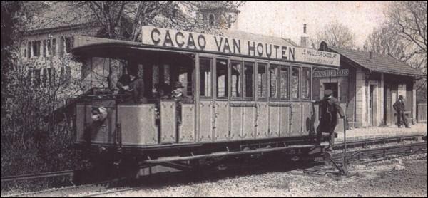 Quelle était la vitesse maximale des automotrices du chemin de fer du Salève ?