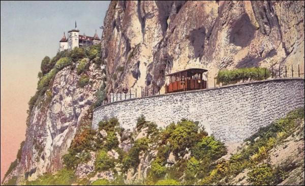 Que reste-t-il aujourd'hui du chemin de fer du Salève ?