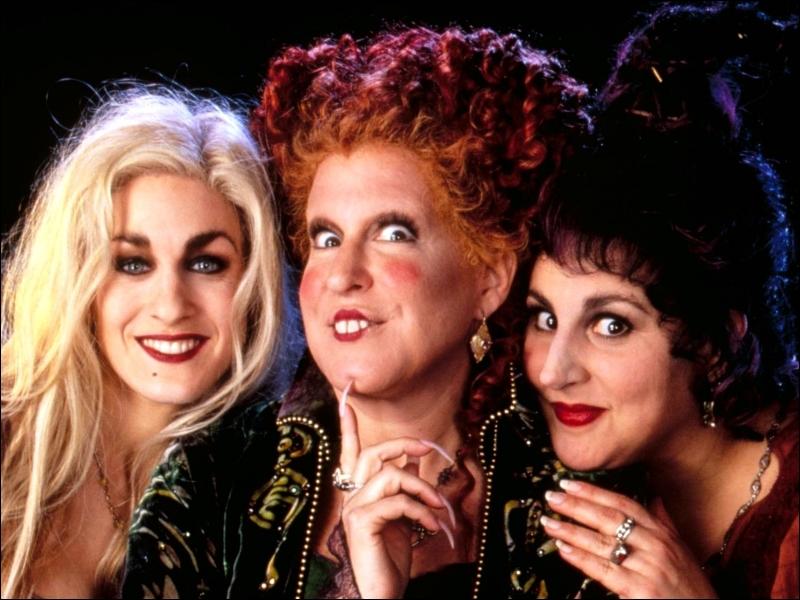 Bette Midler et Sarah Jessica Parker sont sorcières de Salem ramenées à la vie à Halloween par un amoureux transi... Le danger guette...