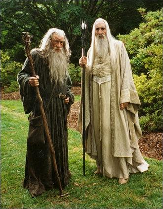 Dans cette histoire et dans ce monde, se croisent et se combattent les deux puissants sorciers nommés Saroumane et Gandalf...