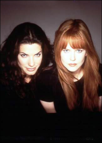 Sandra Bullock et Nicole Kidman sont soeurs et sorcières aux prises avec une ancienne malédication les empêchant de tomber amoureuses...