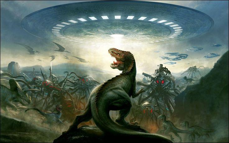 De nos jours, quelle est la théorie la plus populaire expliquant la disparition des dinosaures ?