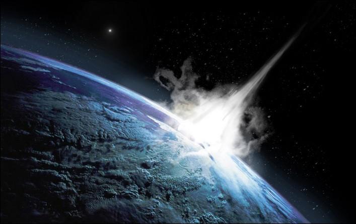 Quelle taille faisait la météorite qui s'est écrasée à la fin du règne des dinosaures ?
