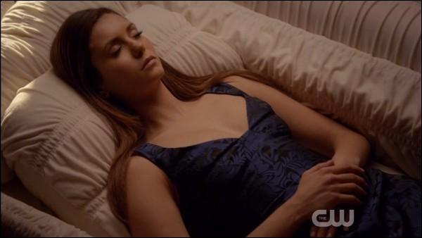 Dans la saison 6 qui met Elena dans le coma ?