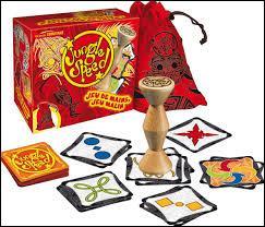 """Combien y a-t-il de cartes dans le jeu """"Jungle Speed"""" ?"""