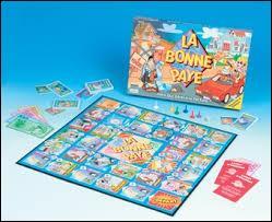 """Combien y a-t-il de cases sur le plateau du jeu """"La Bonne Paye"""" ?"""