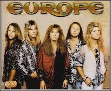 """Au milieu des années 80, le groupe Europe connait un succès phénoménal grâce au tube """"The Final Countdown"""". Indiquez le drapeau lié à leur nationalité :"""