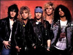 Reconnaissez-vous ce groupe californien, formé au milieu des années 80 ? Alors cliquez sur la photo traduisant le nom de ce groupe :