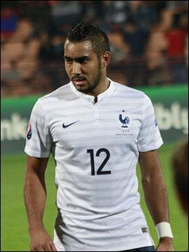 Quel numéro Dimitri Payet porte-t-il à l'Euro 2016 ?