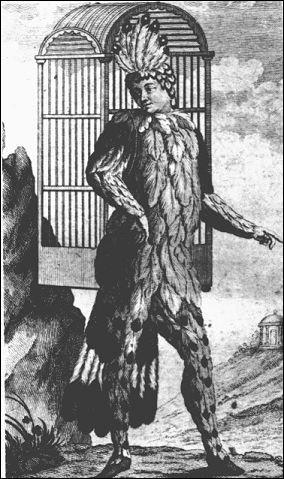 """P - Papageno est un personnage dans l'opéra """"La Flûte Enchantée"""" de W.A. Mozart."""