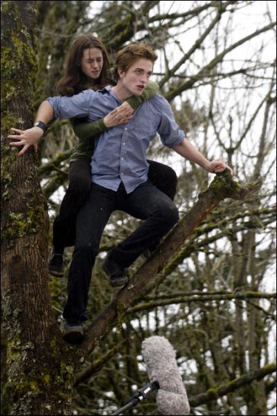 Que va faire Edward avec Bella sur son dos ?