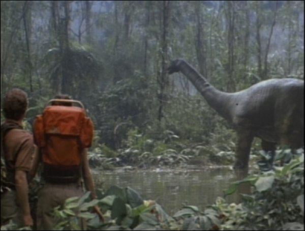 Parmi ces 4 films de dinosaures, lequel s'inspire de l'histoire du Mokélé-mbembé ?