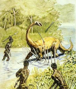Les dinosaures sont toujours vivants ! (dinosaure & cryptozoologie)