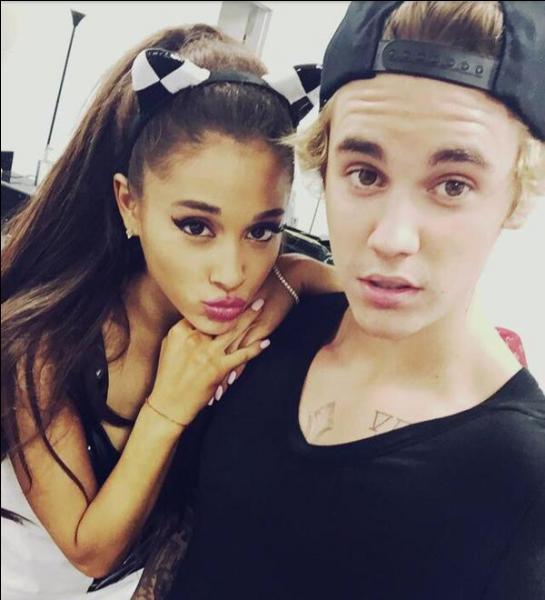 Qu'ont en commun Ariana Grande et Justin Bieber ?