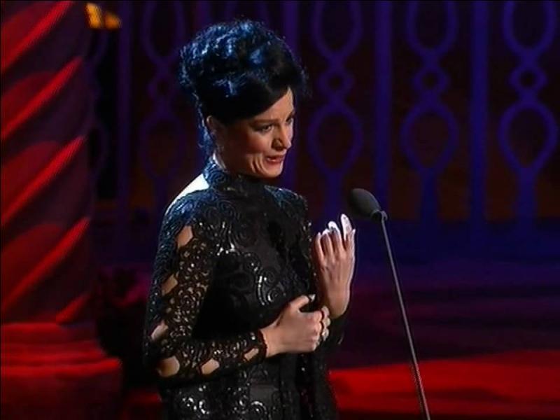 En quelle année a-t-elle gagné le Classical Brit Award ?