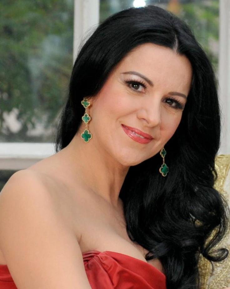 Angela Gheorghiu, la Diva