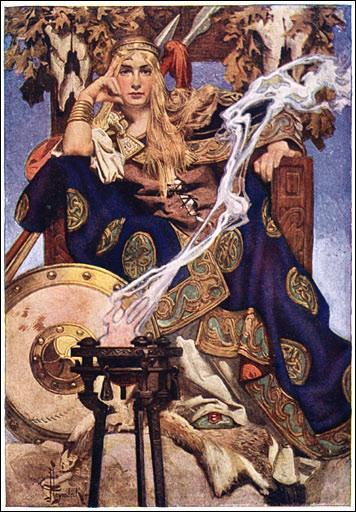 Reine de la guerre dans la mythologie irlandaise. Qui est-elle ?