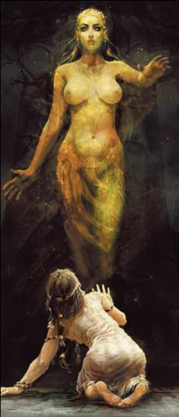 Déesse impitoyable mésopotamienne de l'amour et de la guerre, disparaissant de façon cyclique aux Enfers comme le mythe de Perséphone. Qui est-elle ?