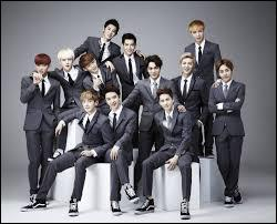 Le groupe des EXO, est-ce un groupe de J-pop ou de K-pop ?